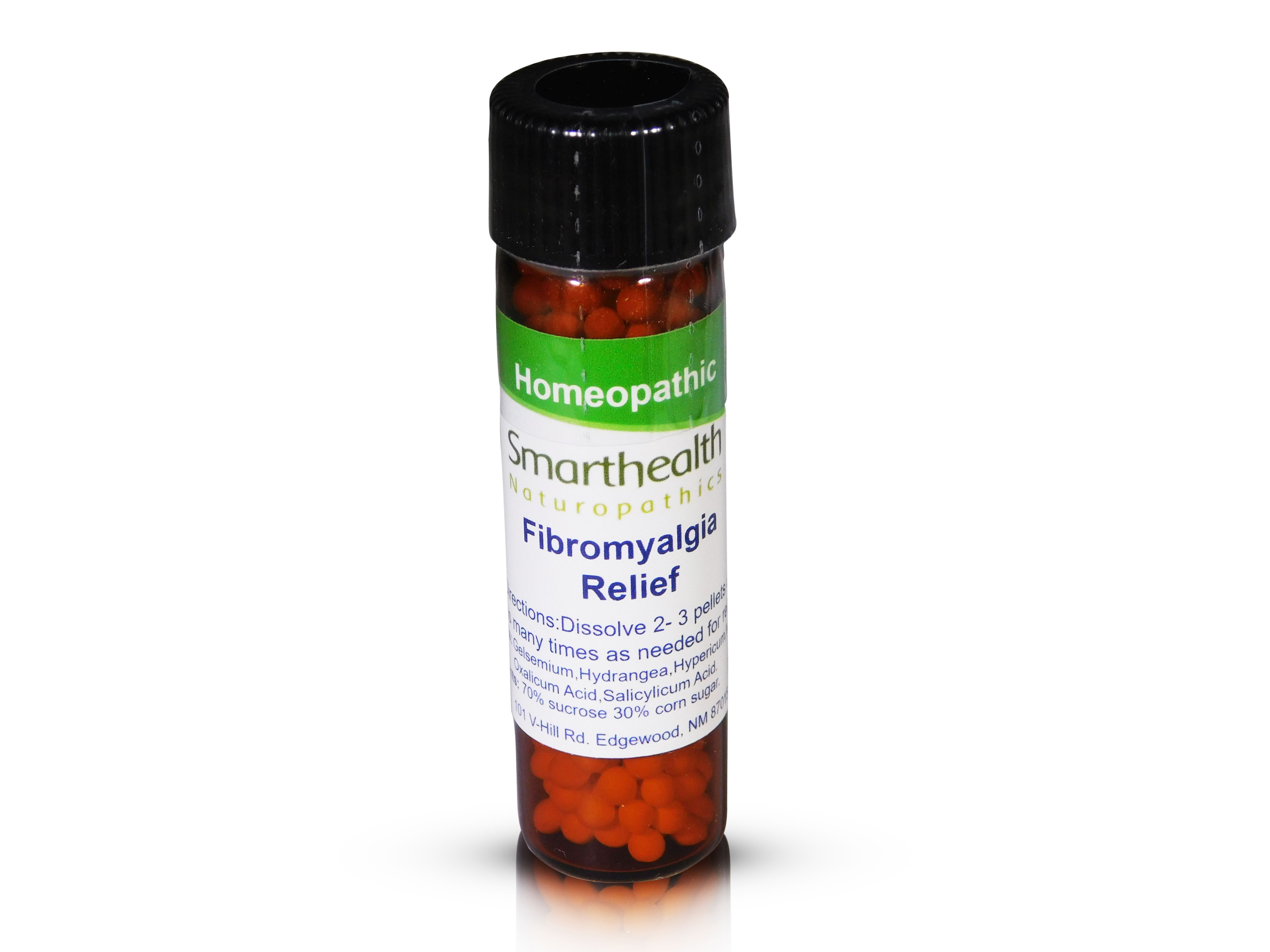 Fibromyalgia Pain Relief Medicine.Oral Homeopathic Pills.