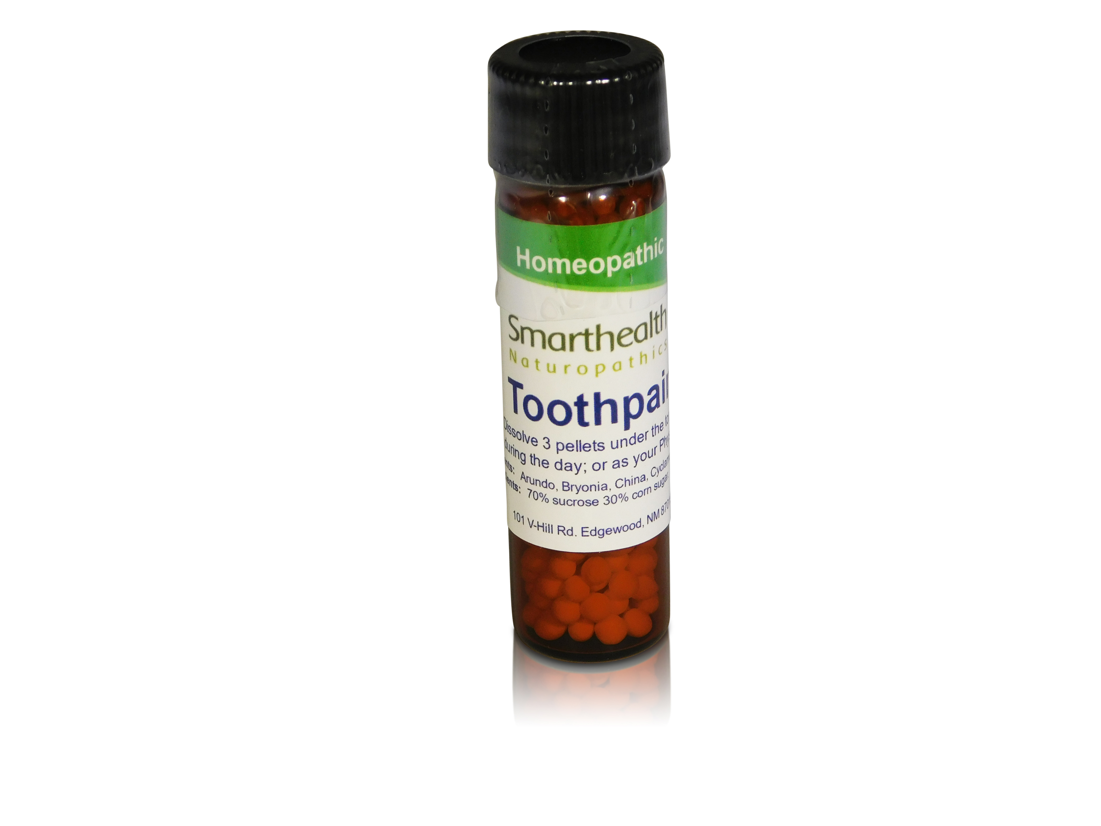 Severe Tooth Ache Pain Relief.  Relieves tooth sensitivity too.